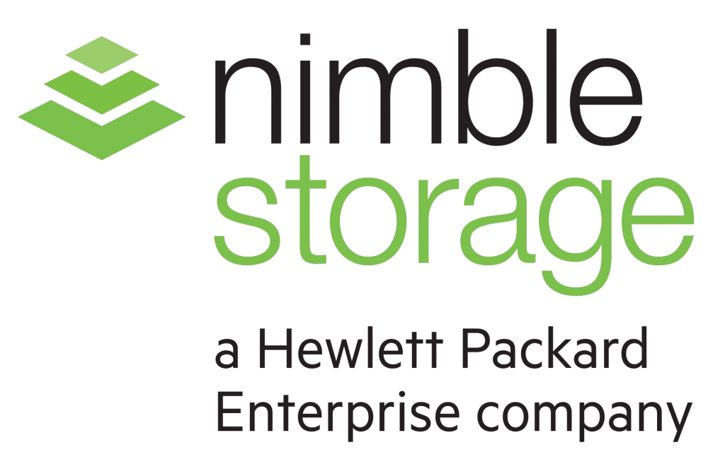 nimble storage HP logo ict