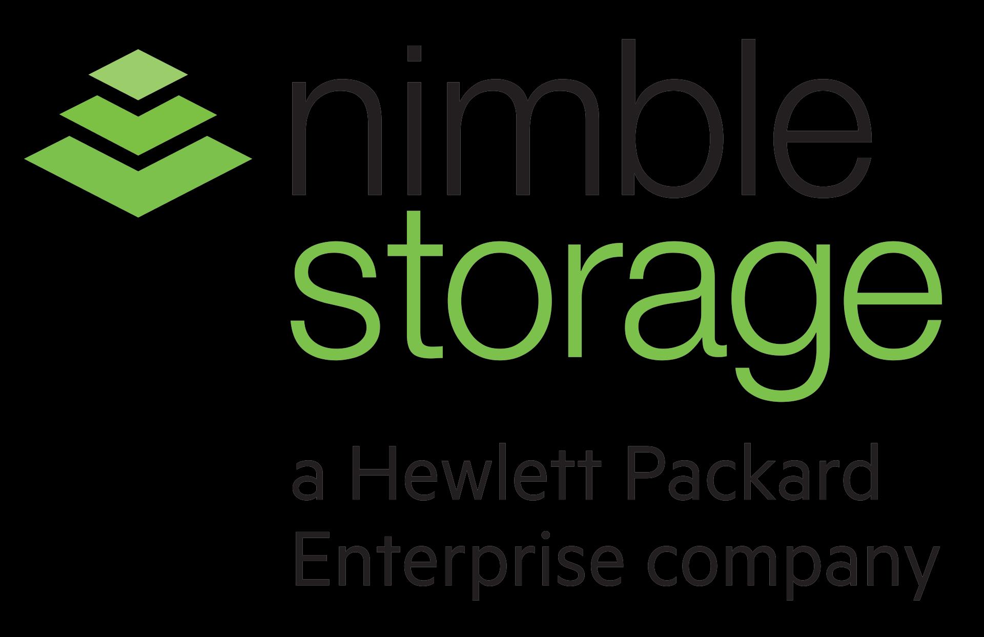 nimble storage HP logo ict